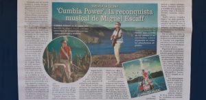 Cumbia Power – La reconquista musical de Miguel Escaff